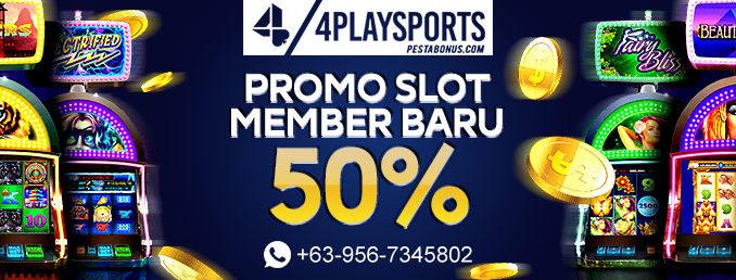 Bonus Promo 50% Slot
