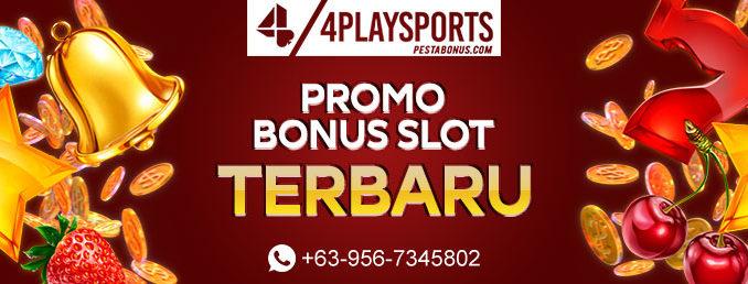 Promo Bonus Slot 4playsports