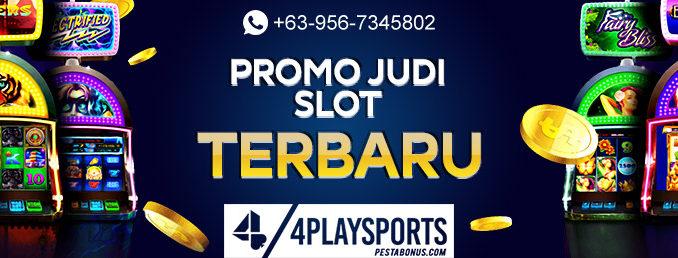 Promo Judi Slot 4playsports
