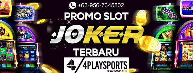 Promo Slot Joker123 4playsports