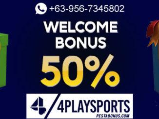 Promo Welcome Bonus 50% Slot