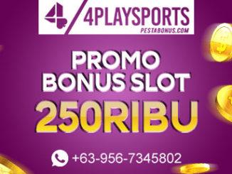 Situs Slot Bonus 50% 4playsports