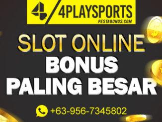 slot online bonus paling besar