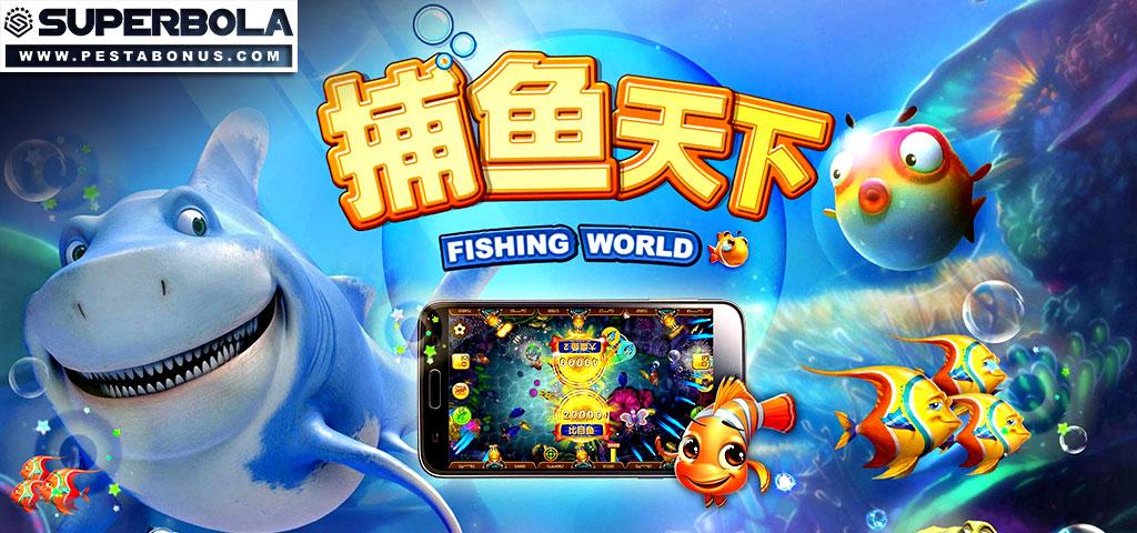 Permainan Tembak Ikan Superbola